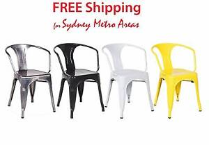 SALE - Xavier Pauchard Style Tolix Armchair (set of 4) Zetland Inner Sydney Preview