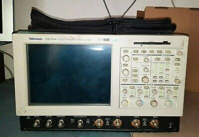 Tektronix Tds7054 Digital Oscilloscope 500 Mhz 4 Channels 5 Gss Parts Only