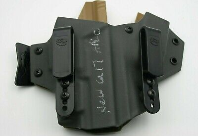 T.Rex Arms Glock 17/22 APL-C Sidecar Appendix Rig Kydex Holster New!