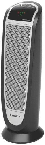 Lasko CT22766 1500W Indoor Heater - Black With remote control