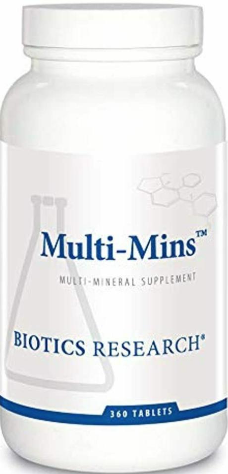 Biotics Research Multi Mins Multi Mineral Complex, Full Spectrum Mineral Complex
