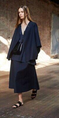The Row 100% Silk long Sleeve Blouse size XS