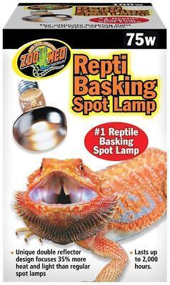 Zoo Med Basking Spot Lamp, 75 Watt
