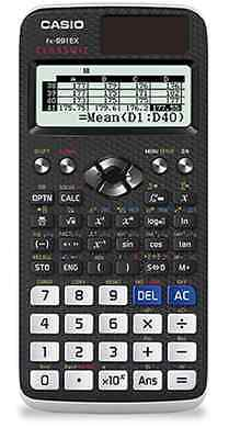 Casio FX-991EX Scientific Calculator FX 991 EX Classwiz 552 function Spreadsheet