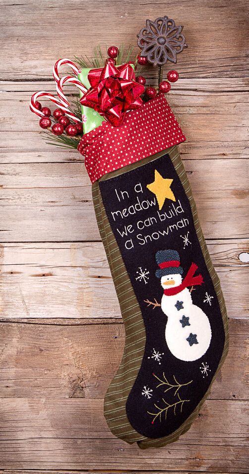 ideas for decorating a christmas stocking - Christmas Stocking Design Ideas