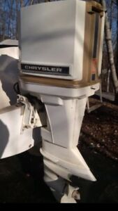 Chrysler Outboard. 85hp and up.