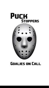 Puck stoppers-Calgary's #1 rent a goalie w/60+ goalies