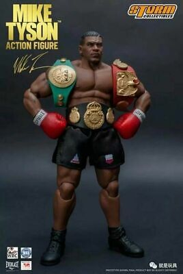 Storm Collectibles Mike Tyson 1/12 Scale Action Figure Toy Gift New in Box Gift