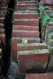 Quarry tiles - reclaimed