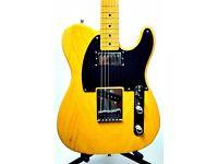 Fender Japan TL52-SPL MIJ Telecaster Electric Guitar £1000