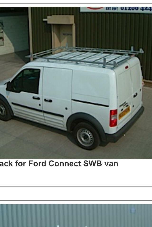 Ford Connect Roof Rack In Perth Perth And Kinross Gumtree
