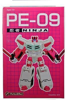 TRANSFORMERS G1 PERFECT EFFECT PE-09 NINJA  comprar usado  Enviando para Brazil