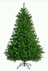 6FT Norwegian Pine individual branch artificial Christmas tree