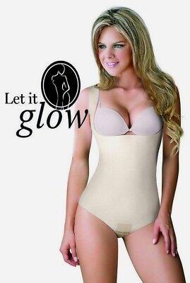 Fajas Colombianas Body Shaper Free Bra waist slim Invisible Control Flat tummy