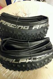 Schwalbe Racing Ralph 27.5 tyres