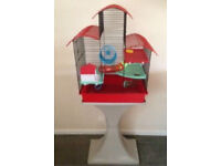 BRAND NEW Hamster Cages with Accessories inc-COLLECTION ONLY PLEASE- Melton Mowbray-LE13 1HP