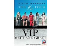 Fifth Harmony VIP MEET AND GREET tickets
