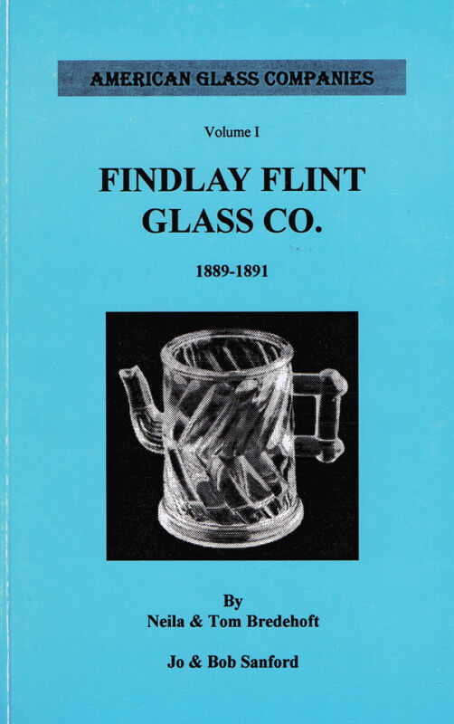 Findlay Flint Glass Co.-EAPG reference book