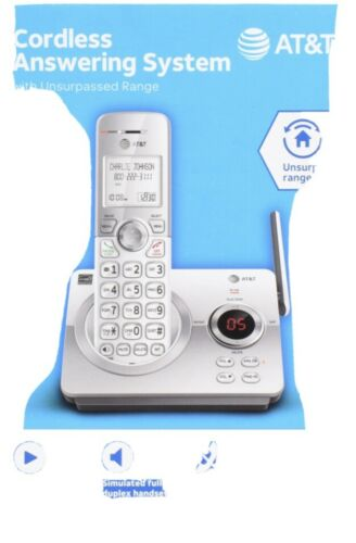 AT&T EL52119 Cordless Home Phone w/ Answering System, Call B