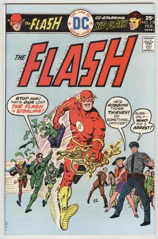 Flash #239 February 1976 NM/M