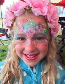The Painted Penguin Face Painting 💖 Face painting - Glitter Tattoo - Balloon Modelling