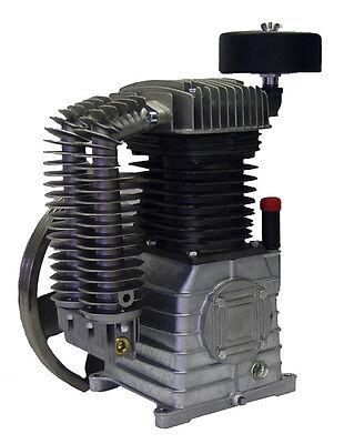 Rolair 5230k30cs 2 Stage Pump W Flywheel Air Compressor Parts