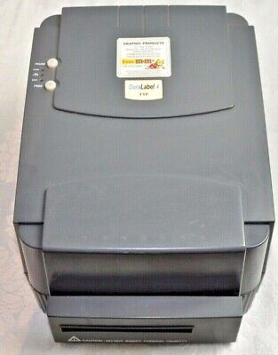 Graphic Products Dura Label 4 Thermal Transfer Printer