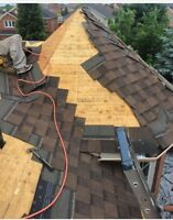 ROOFING SPECIALIST FREE ESTIMATES FULL ROOFS/ROOF REPAIRS