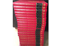 Children's Britannica (4th Edition 20 Volume Set) Encyclopaedias