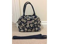 Cath Kidston Busy Bag Poppies as new £40