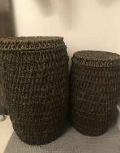 Set of 2 baskets