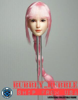 "1//6 Scale James Harden Head Sculpt Houston Rockets For 12/"" PHICEN Figure ❶USA❶"