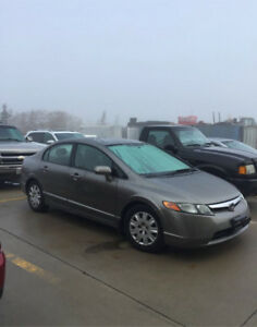 2006 4 door civic