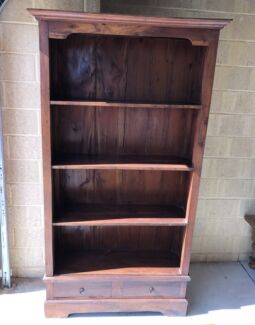 Balinese Bookcases (Two Available)