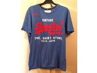 Men's Superdry T-Shirt (Large)