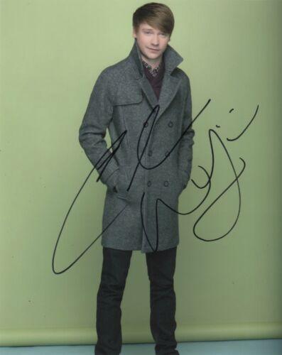 Calum Worthy Austin & Ally Autographed Signed 8x10 Photo COA #S12