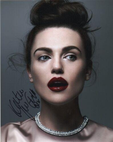 Katie McGrath Supergirl Autographed Signed 8x10 Photo COA #M4
