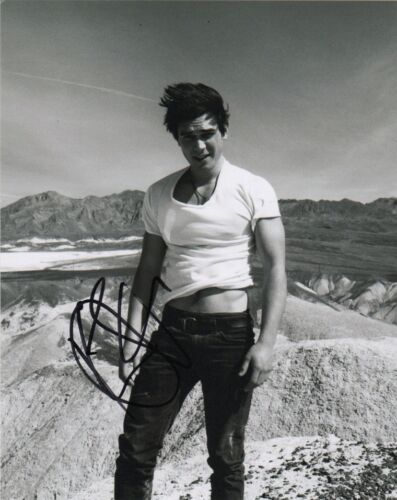 KJ Apa Riverdale Autographed Signed 8x10 Photo COA #M8