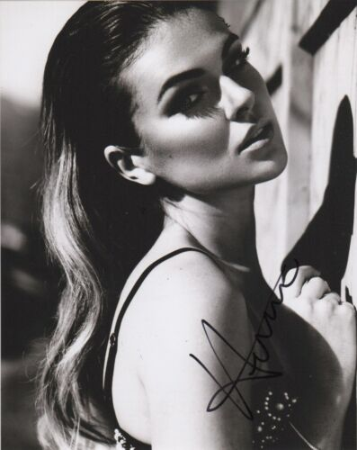 Serinda Swan Sexy Autographed Signed 8x10 Photo COA #1