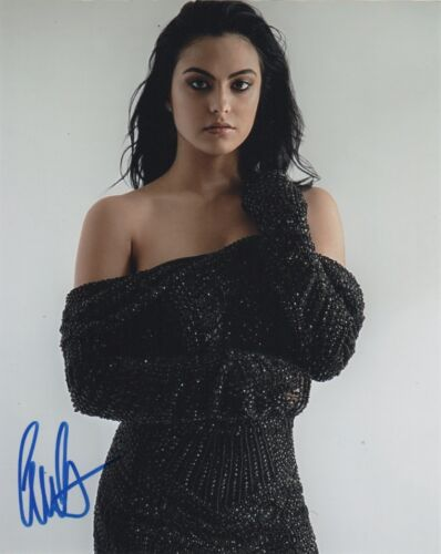 Camila Mendes  Riverdale Autographed Signed 8x10 Photo COA #3
