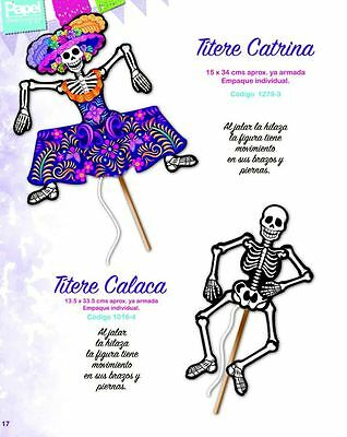 Day Of The Dead Items (NEW ITEMS! DANCING CATRINA - DAY OF THE DEAD, DIA DE LOS MUERTOS )