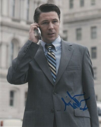 Aidan Gillen The Wire Autographed Signed 8x10 Photo COA