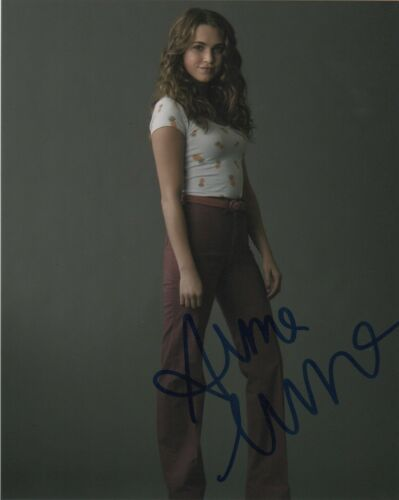 Anne Winters Autographed Signed 8x10 Photo COA #O5
