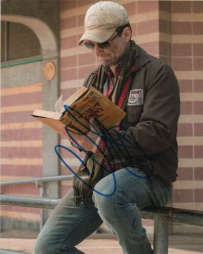 Christian Slater Mr Robot Autographed Signed 8x10 Photo COA #4
