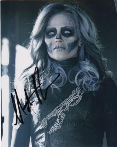 Italia Ricci Supergirl Autographed Signed 8x10 Photo COA #1
