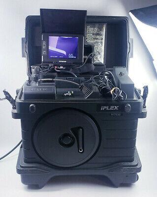 Olympus Iplex Iv7635 Industrial Inspection Videoscope Borescope Tested