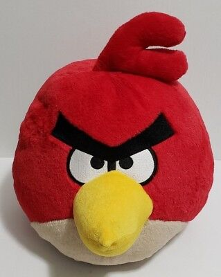 Angry Birds Large Plush Red Bird 10