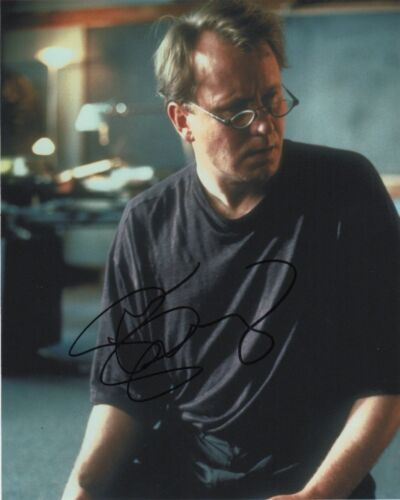 Stellan Skarsgard Good Will Hunting Autographed Signed 8x10 Photo COA #A4