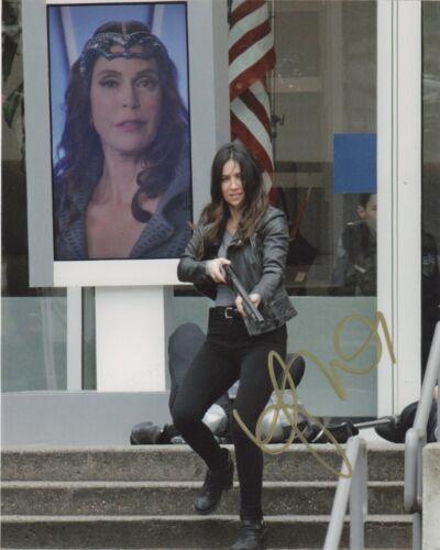 Floriana Lima Supergirl Autographed Signed 8x10 Photo COA #J1
