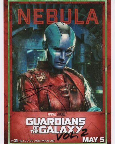 Karen Gillan Guardians of the Galaxy Autographed Signed 8x10 Photo COA #1